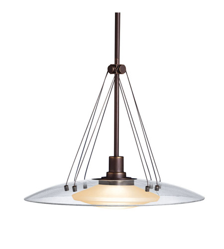 Kichler Lighting Structures 1 Light Pendant in Olde Bronze 2667OZ photo