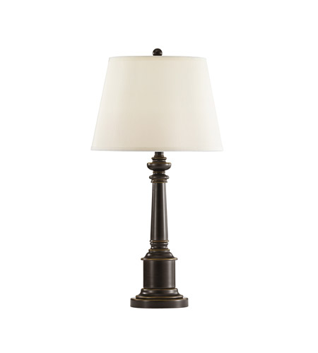 Kichler Lighting Westwood Gadim II 1 Light Table Lamp in Bronze 270459 photo