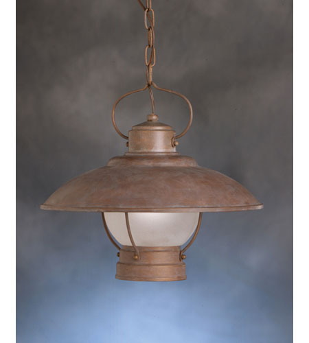 Kichler Lighting Seaside Pendant 1Lt in Olde Brick 2780OB photo
