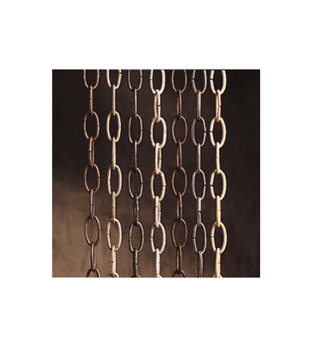 Kichler Lighting Chain Accessory in Weathered Sage 2996WSG