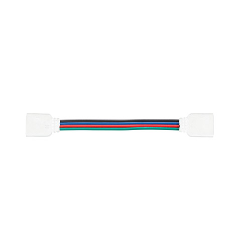 Kichler Lighting LED Tape Interconnect RGB 2in in White Material 2IC02RGBWH