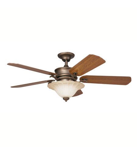 Kichler Lighting Humboldt Fan in Oiled Bronze 300002OLZ