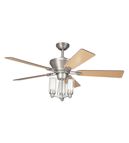 Kichler Lighting Circolo Fan in Brushed Nickel 300005NI photo