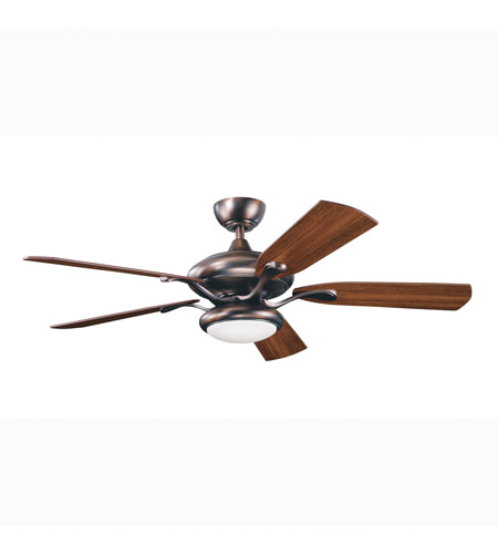Kichler Lighting Aldrin Fan in Oil Brushed Bronze 300014OBB photo