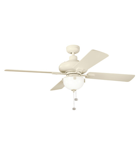 Kichler Lighting Bronson Fan in Adobe Cream 300015ADC photo