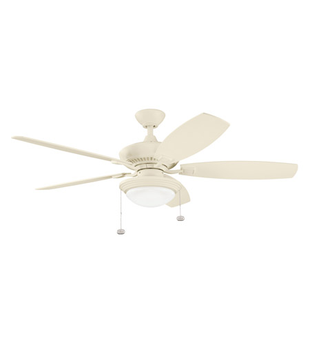 Kichler Lighting Canfield Select Fan in Adobe Cream 300016ADC