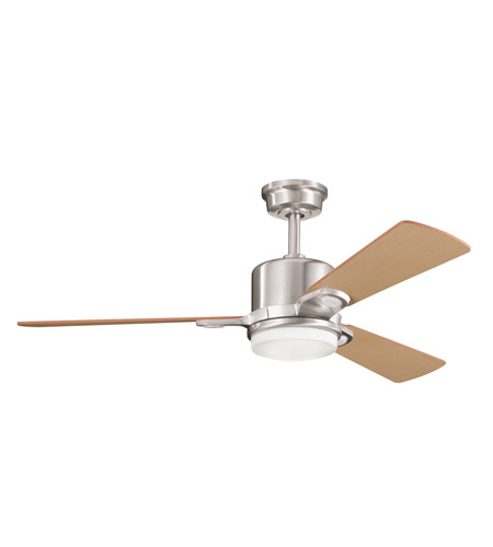 Kichler Lighting Celino Fan in Brushed Stainless Steel 300017BSS