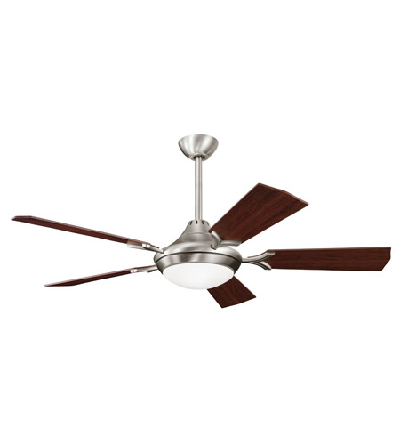 Kichler 300019AP Bellamy Antique Pewter with Cherry Blades Fan photo