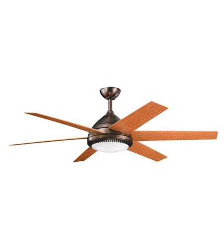Kichler Lighting Ceres Fan in Oil Brushed Bronze 300021OBB photo