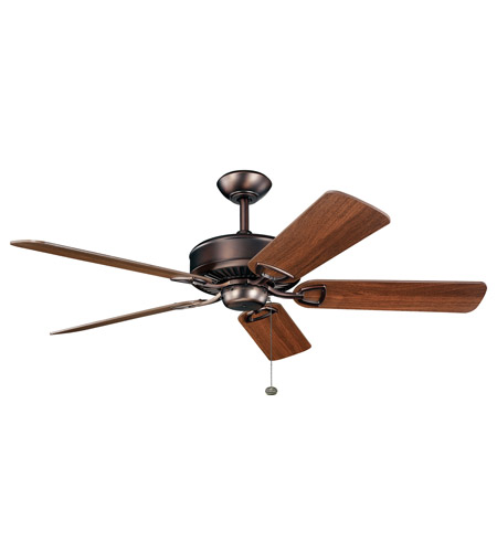 Kichler Lighting Kedron Fan in Oil Brushed Bronze 300104OBB