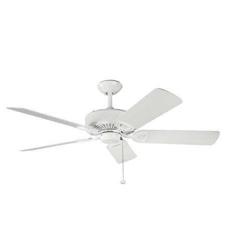 Kichler Lighting Kedron Fan in White 300104WH photo