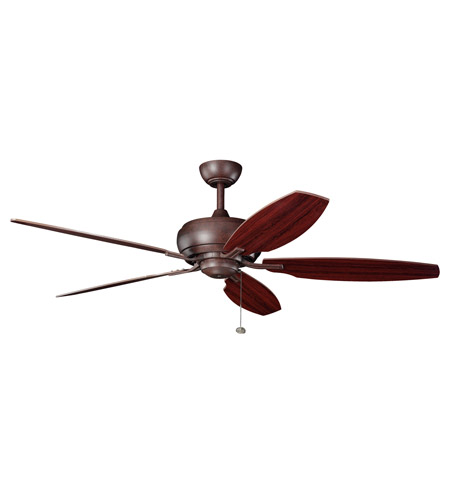 Kichler Lighting Whitmore Fan in Tannery Bronze 300105TZ