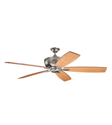 Kichler Lighting Monarch Fan in Antique Pewter 300106AP