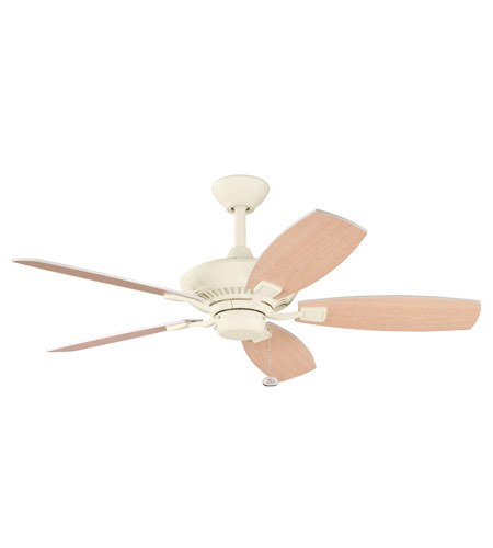 Kichler Lighting Canfield Fan in Adobe Cream 300107ADC