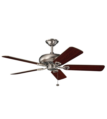 Kichler Lighting Bentzen Fan in Antique Pewter 300118AP photo