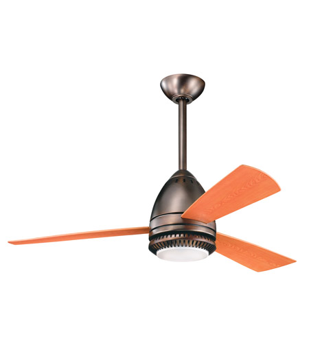 Kichler Lighting Eva Fan in Oil Brushed Bronze 300121OBB photo