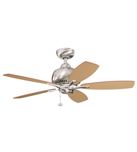 Kichler Lighting Richland Fan in Brushed Stainless Steel 300123BSS photo