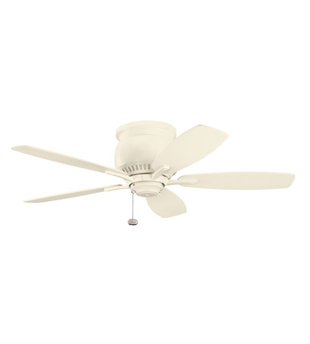 Kichler Lighting Richland II Fan in Adobe Cream 300124ADC