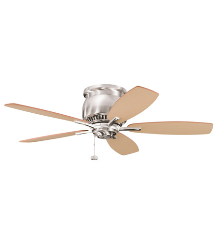 Kichler Lighting Richland II Fan in Brushed Stainless Steel 300124BSS photo