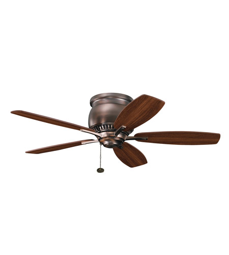 Kichler Lighting Richland II Fan in Oil Brushed Bronze 300124OBB photo