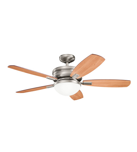 Kichler Lighting Carlson Fan in Antique Pewter 300138AP