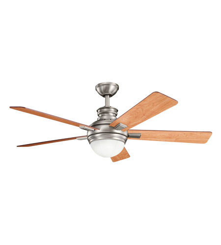 Kichler Lighting Brookfield Fan in Antique Pewter 300141AP