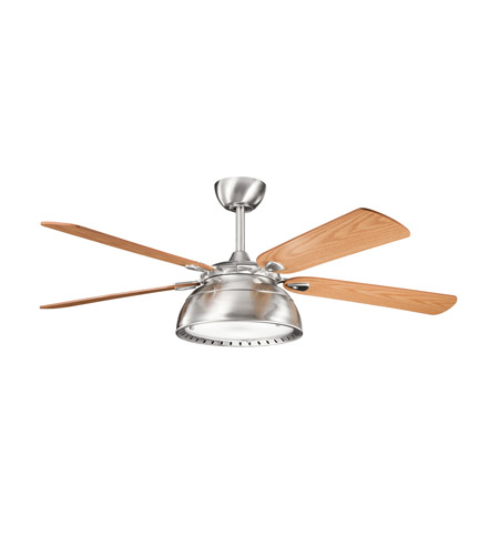 Kichler Lighting Vance 4 Light Fan in Brushed Stainless Steel 300142BSS photo