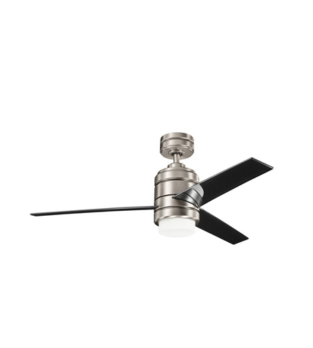 Kichler 300146AP Arkwright 8 inch Antique Pewter Ceiling Fan alternative photo thumbnail