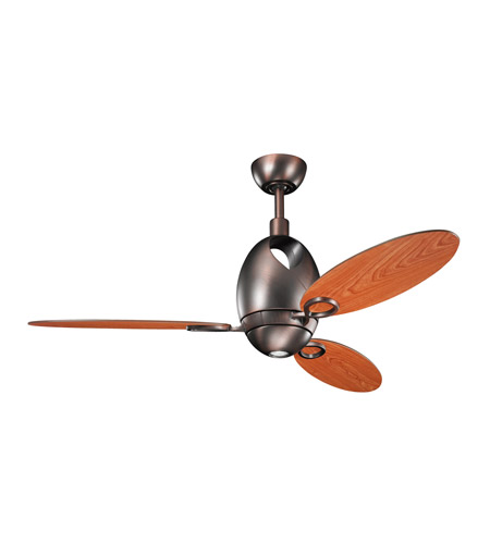 Kichler Lighting Merrick 1 Light 52 inch Fan in Oil Brushed Bronze 300155OBB photo