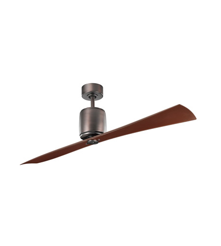 Kichler Lighting Ferron 60 inch Fan in Oil Brushed Bronze 300160OBB