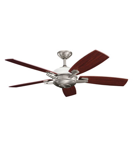 Kichler 300262AP Brinbourne Antique Pewter with Cherry Ms-98514 Blades Fan photo