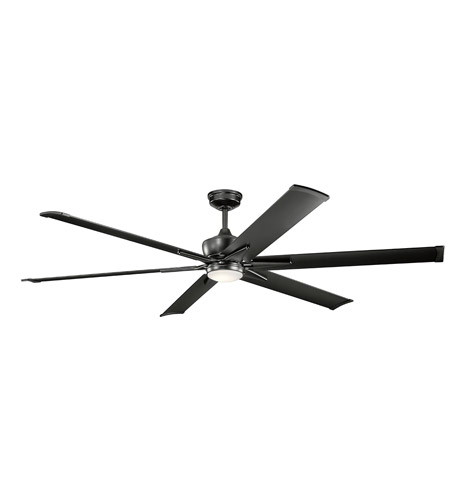 Kichler 300301sbk szeplo patio 80 inch satin black with satin black kichler 300301sbk szeplo patio 80 inch satin black with satin blacknon reversible blades ceiling fan mozeypictures Image collections