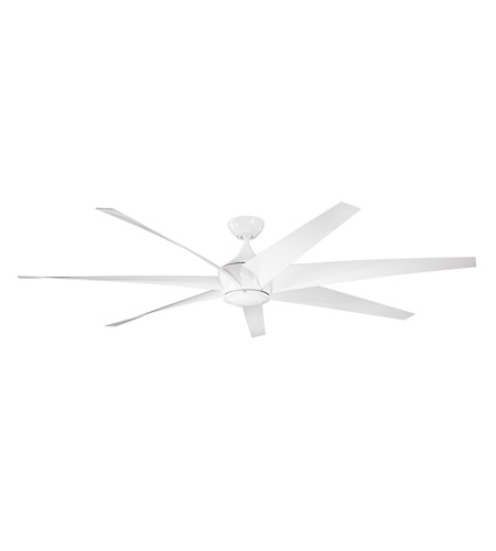 Kichler 310115wh lehr 80 inch white outdoor ceiling fan kichler 310115wh lehr 80 inch white outdoor ceiling fan photo aloadofball Image collections