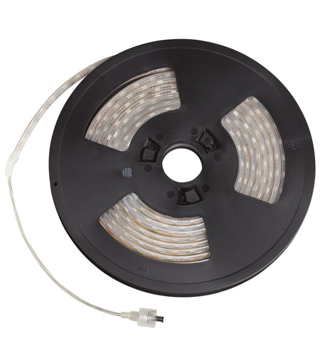 Kichler Lighting Exterior LED Tape IP67 High Output Red 10ft in White Material 310HRWH