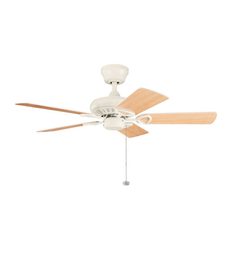 Kichler Lighting Sutter Place Fan in Adobe Cream 337013ADC