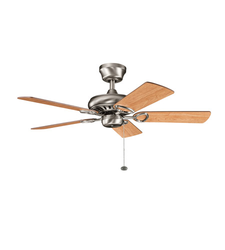Kichler Lighting Sutter Place Fan in Antique Pewter 337013AP