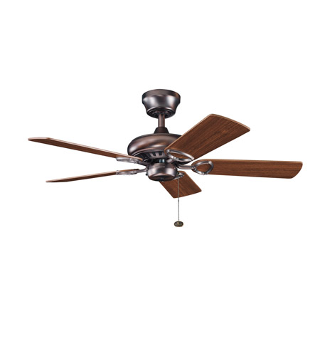 Kichler Lighting Sutter Place Fan in Oil Brushed Bronze 337013OBB photo