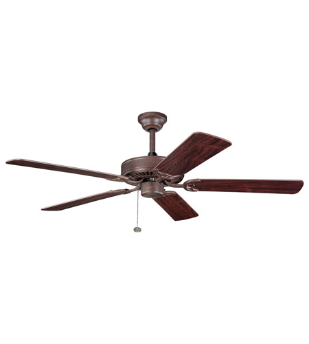 Kichler Lighting Sterling Manor Fan in Tannery Bronze 339010TZ photo