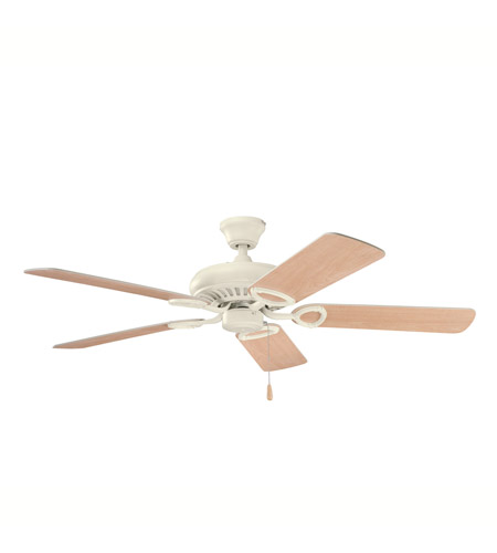 Kichler Lighting Sutter Place Fan in Adobe Cream 339011ADC