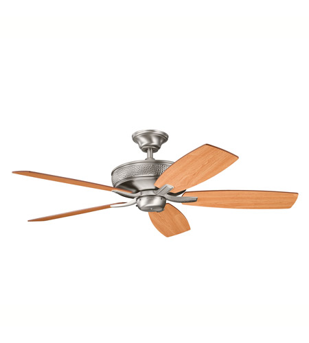 Kichler Lighting Monarch II Fan in Antique Pewter 339013AP photo