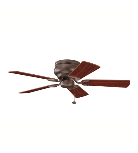 Kichler Lighting Stratmoor Fan in Tannery Bronze 339017TZ photo