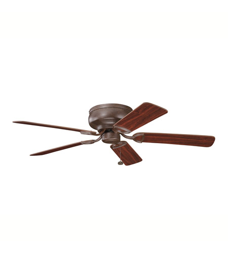 Kichler Lighting Stratmoor Fan in Tannery Bronze 339022TZ photo