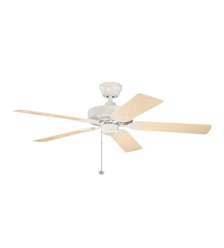 Kichler Lighting Sterling Manor Patio Fan in Adobe Cream 339520ADC photo