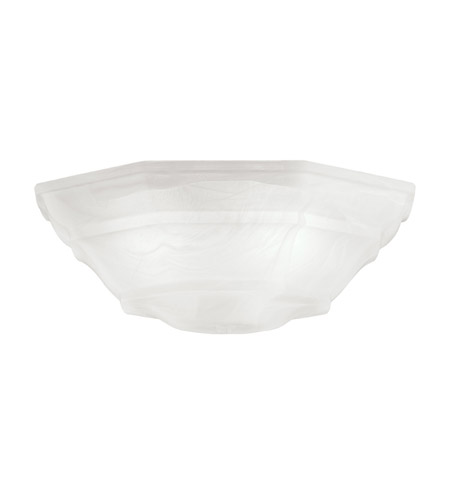 Kichler Lighting Universal Bowl Glass Fan Glass in Universal Glass 340103