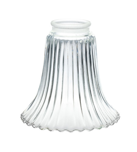 Kichler Lighting 2.25in Glass Shade Fan Glass in Universal Glass 340122 photo