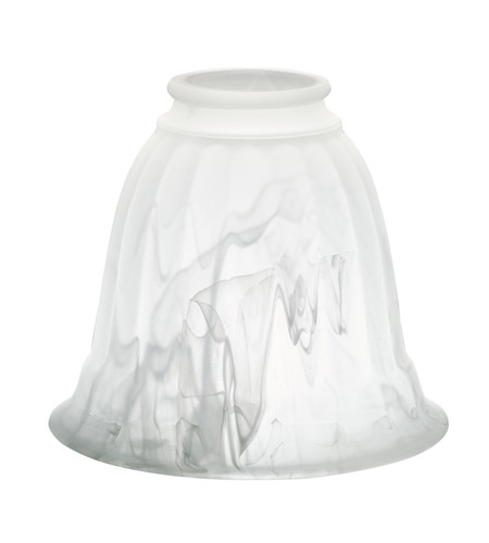 Kichler Lighting 2.25in Glass Shade Fan Glass in Universal Glass 340124