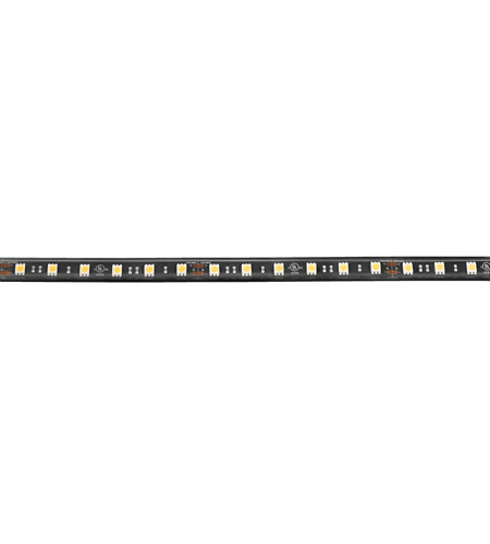 Kichler Lighting Exterior LED Tape IP67 High Output 3200K 4ft in Black Material 34H32BK