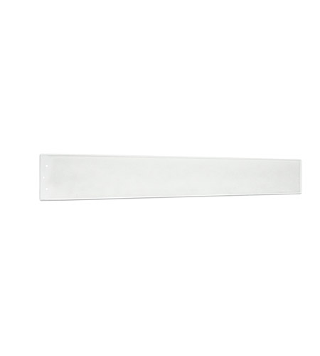Kichler Lighting 58 Inch PC Blade Set For CP141050 Fan Blade Set in White 370030WH