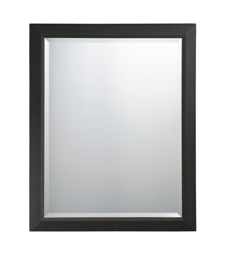 Kichler Lighting Signature Mirror in Distressed Black 41011DBK photo