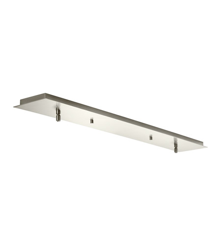 Kichler Lighting Canopy Accessory in Brushed Nickel 4101NI